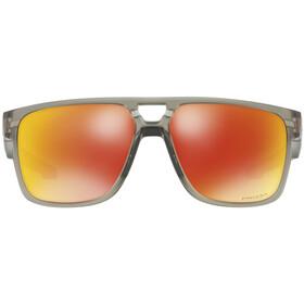 Oakley Crossrange Patch Brillenglas grijs/oranje